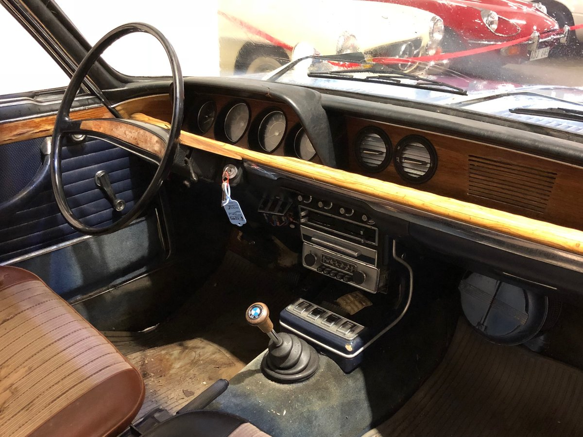 1967 BMW 2000 CS For Sale (picture 4 of 4)