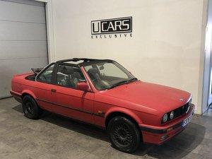 1989 BMW 318 BAUR Cabriolet