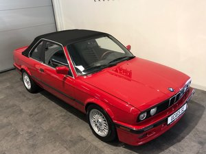 1989 BMW 320i BAUR Cabriolet / M