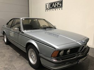 1984 BMW 635 CSi For Sale