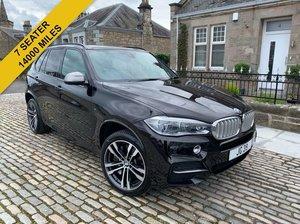 2014 64 BMW X5 5.0D M Sport 14000 Miles Massive Spec 7 Seats