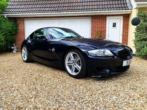 2008 BMW Z4M 3.2 COUPE HIGH SPEC WITH SOME DESIRABLE UPGRADES