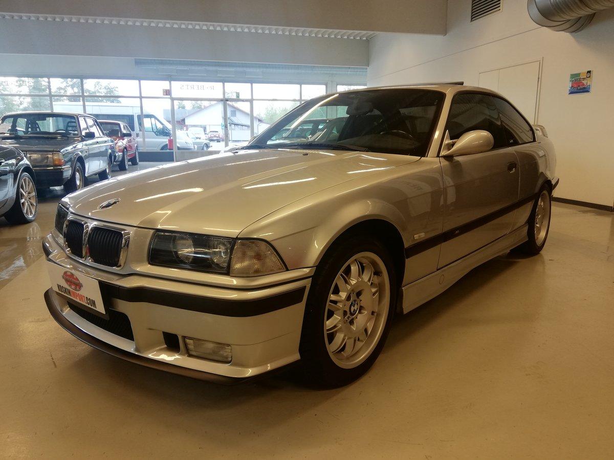 1998 BMW E36 M3 3.2 Evolution For Sale (picture 1 of 6)