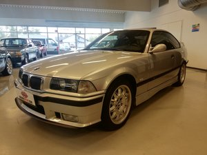 1998 BMW E36 M3 3.2 Evolution SOLD