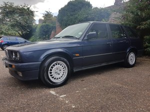 1990 BMW 320i SE E30 Touring Rare Classic Car For Sale