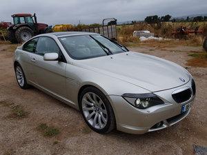2006 BMW 630i huge spec!