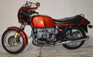 1977 Bmw R 100 S Original  For Sale