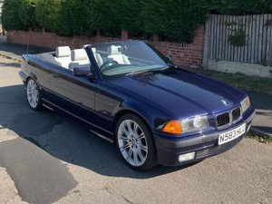 1996 BMW 328i Cabriolet For Sale by Auction