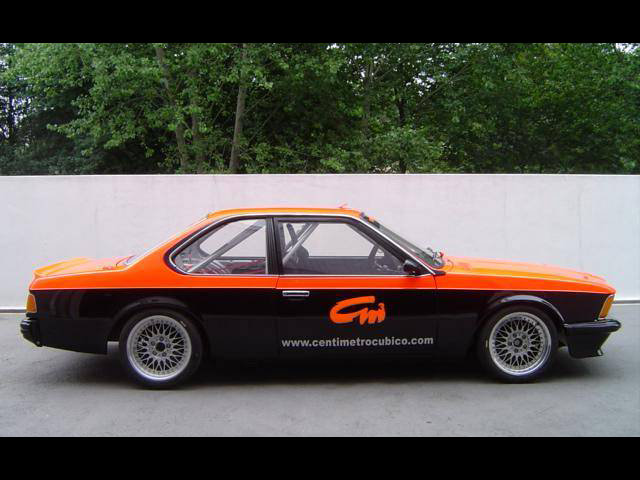 1980 BMW 635 CSI E24 Race Car For Sale (picture 2 of 6)