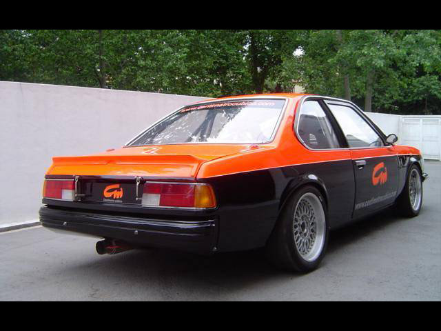 1980 BMW 635 CSI E24 Race Car For Sale (picture 3 of 6)