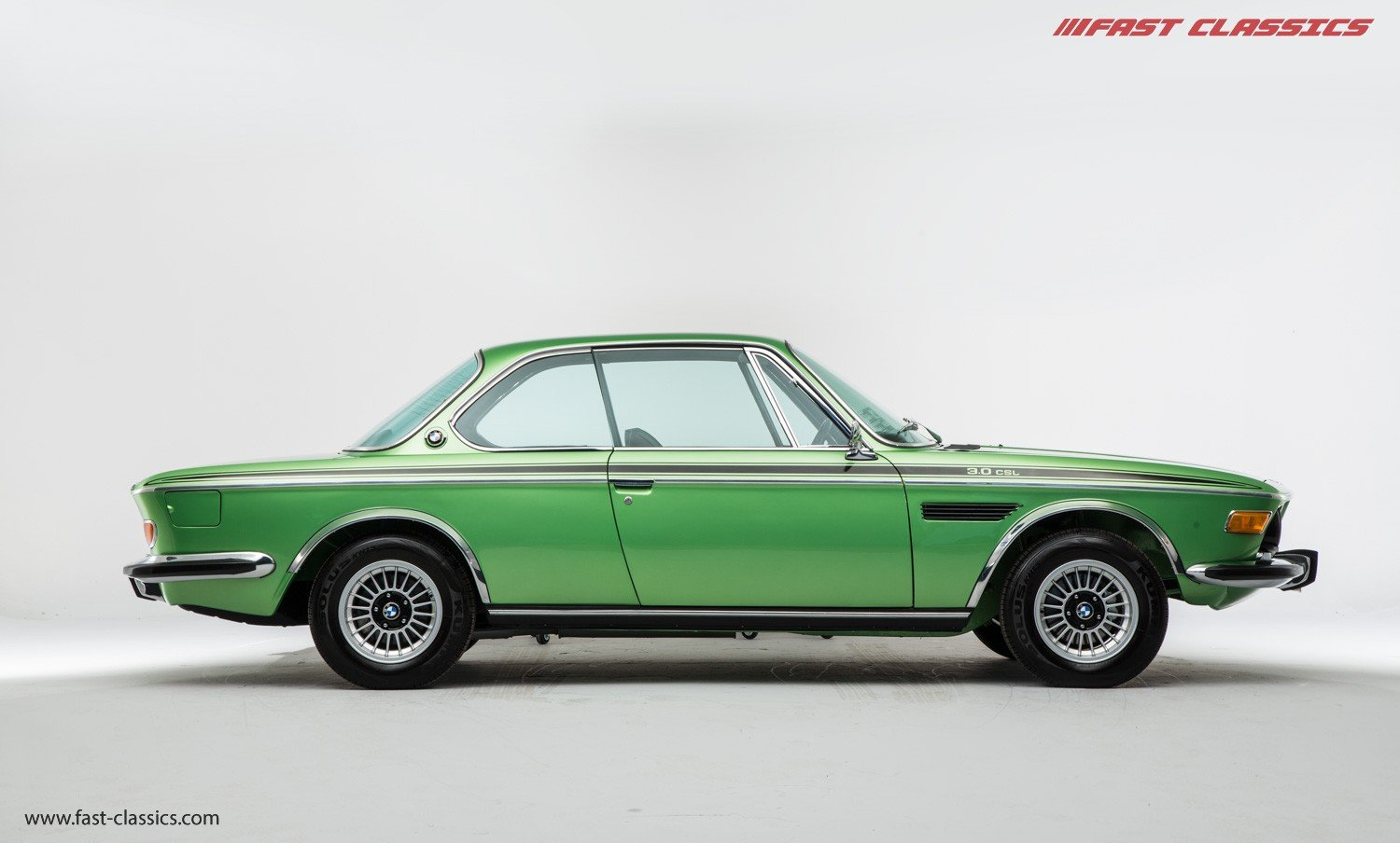1972 BMW 3.0 CSL // UK RHD // FULL RESTORATION // GREAT HISTORY For Sale (picture 1 of 6)