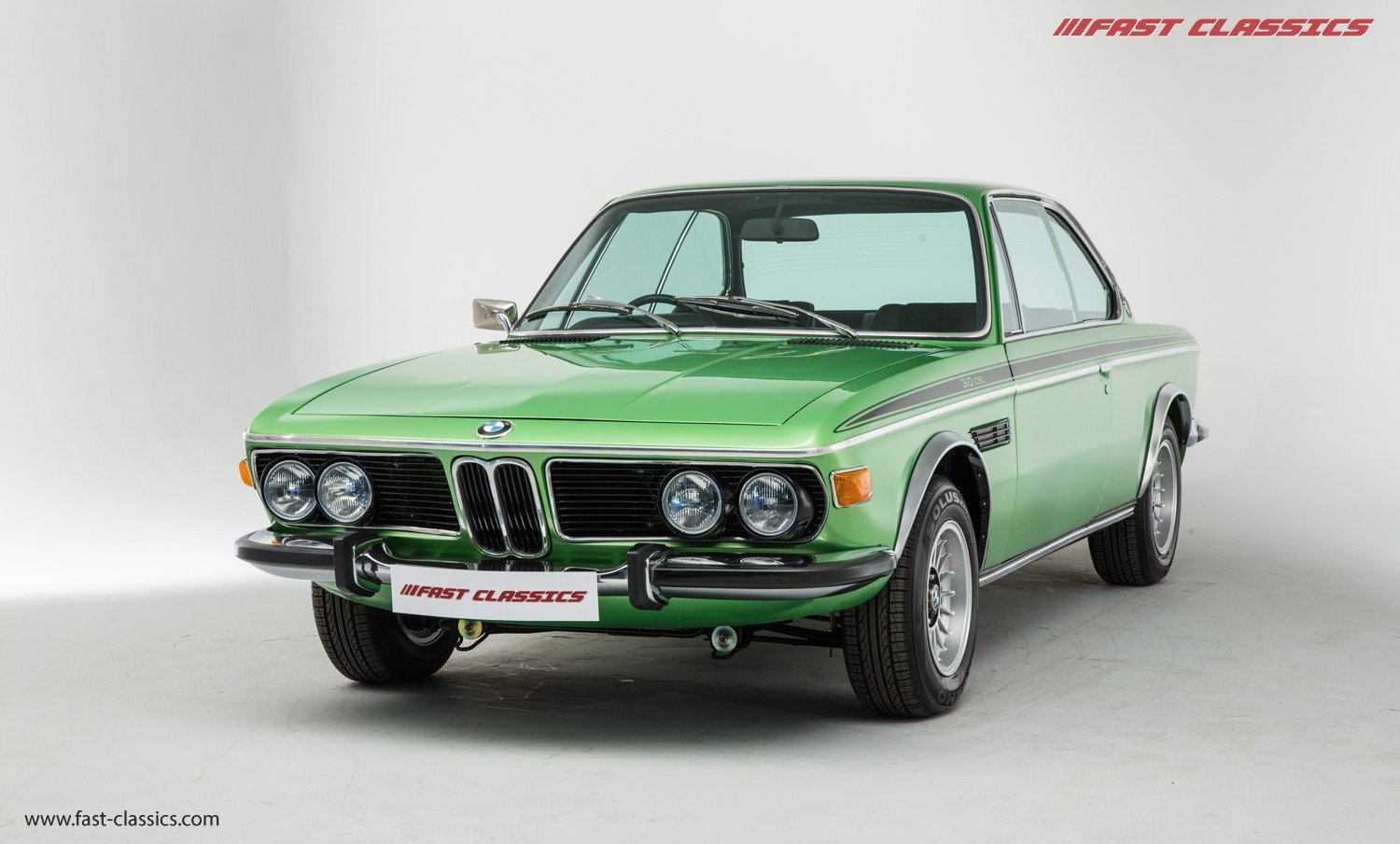 1972 BMW 3.0 CSL // UK RHD // FULL RESTORATION // GREAT HISTORY For Sale (picture 2 of 6)