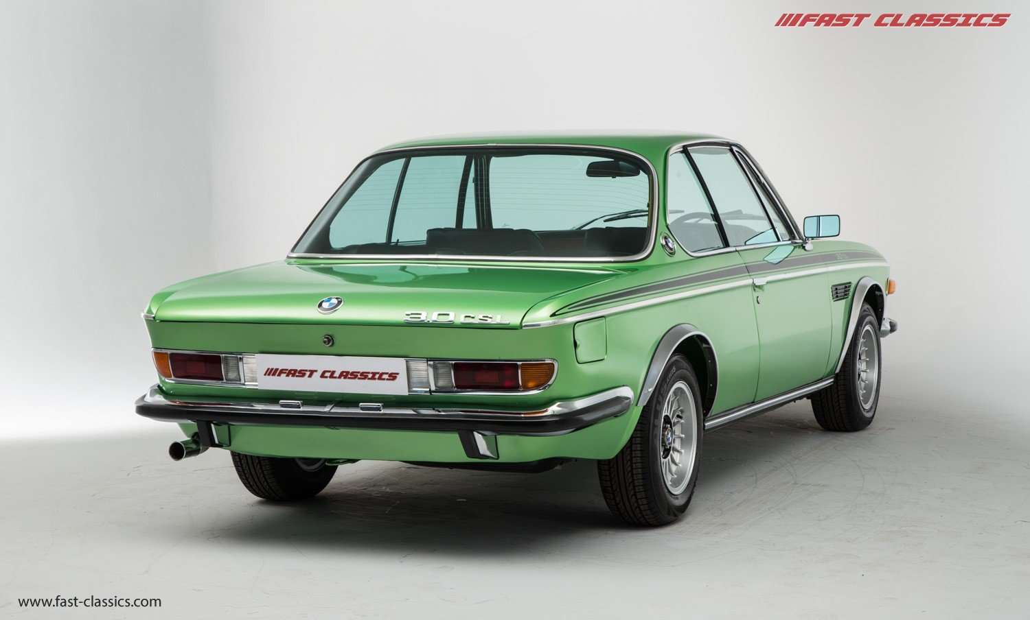 1972 BMW 3.0 CSL // UK RHD // FULL RESTORATION // GREAT HISTORY For Sale (picture 3 of 6)