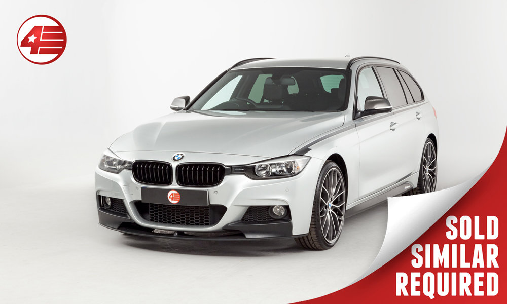 2013 BMW F31 328i M Sport Touring /// 25k Miles SOLD (picture 1 of 2)