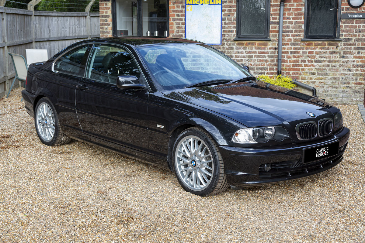 2001 BMW E46 325 Ci, Only 32,000 miles SOLD (picture 1 of 6)