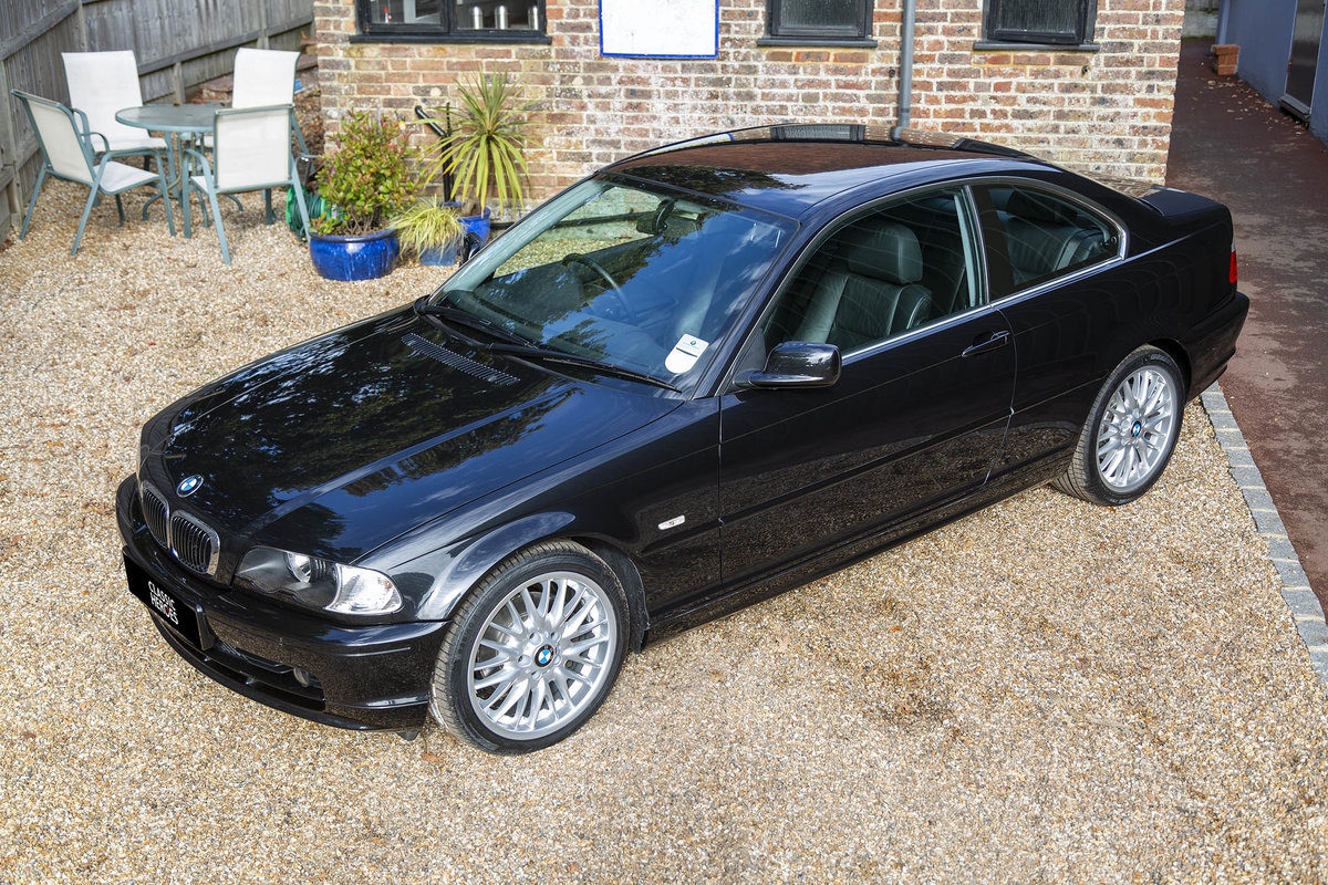 2001 BMW E46 325 Ci, Only 32,000 miles SOLD (picture 2 of 6)