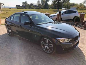 LHD 2018 BMW 340i M-Sport 4-Door Saloon, Left Hand Drive For Sale