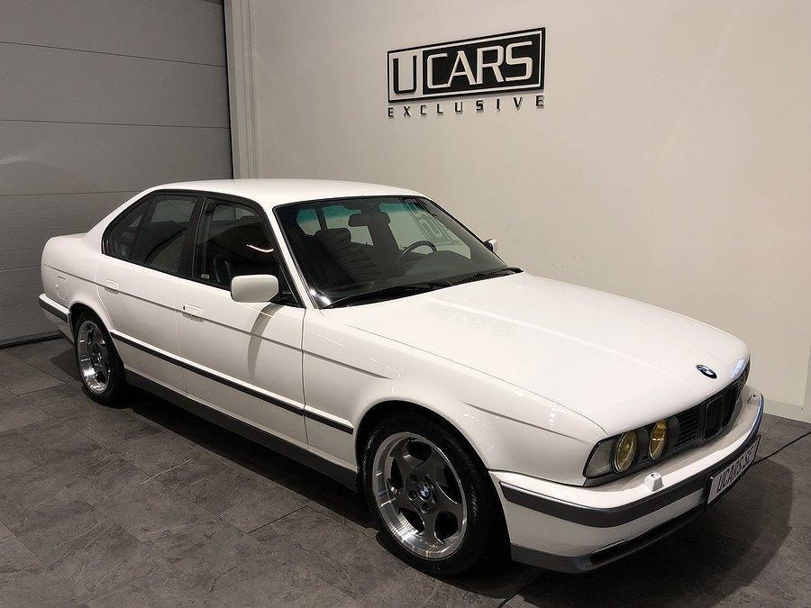 1992 BMW M5 3.8l / e34 / 340hk For Sale (picture 1 of 6)