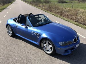 1997 BMW Z3 M Roadster / 321HK Same owner Last 17 years For Sale
