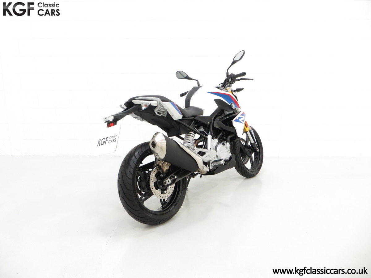 A Street Urban 2018 BMW G 310 R with Just 677 Miles SOLD (picture 5 of 6)