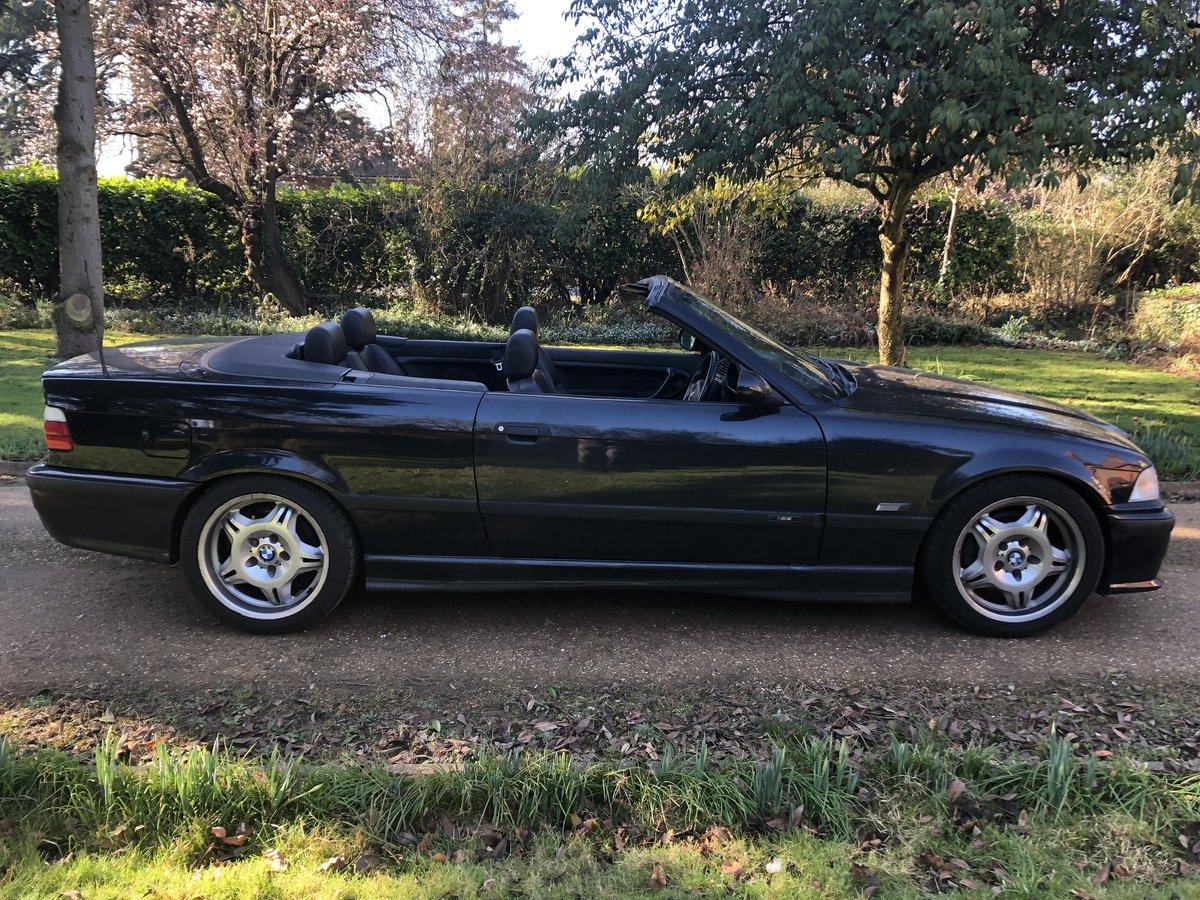 1996 BMW E36 M3 6spd EVO convertible For Sale (picture 1 of 5)