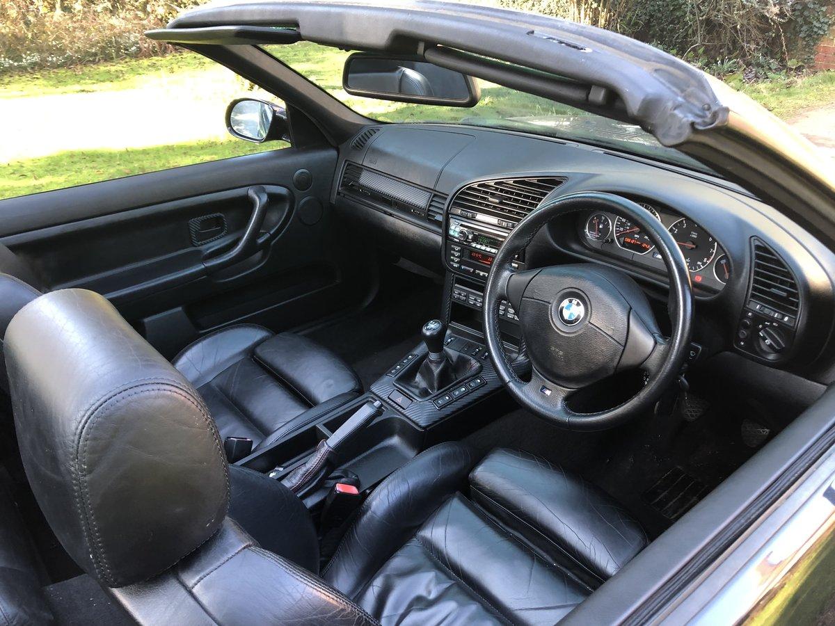 1996 BMW E36 M3 6spd EVO convertible For Sale (picture 2 of 5)
