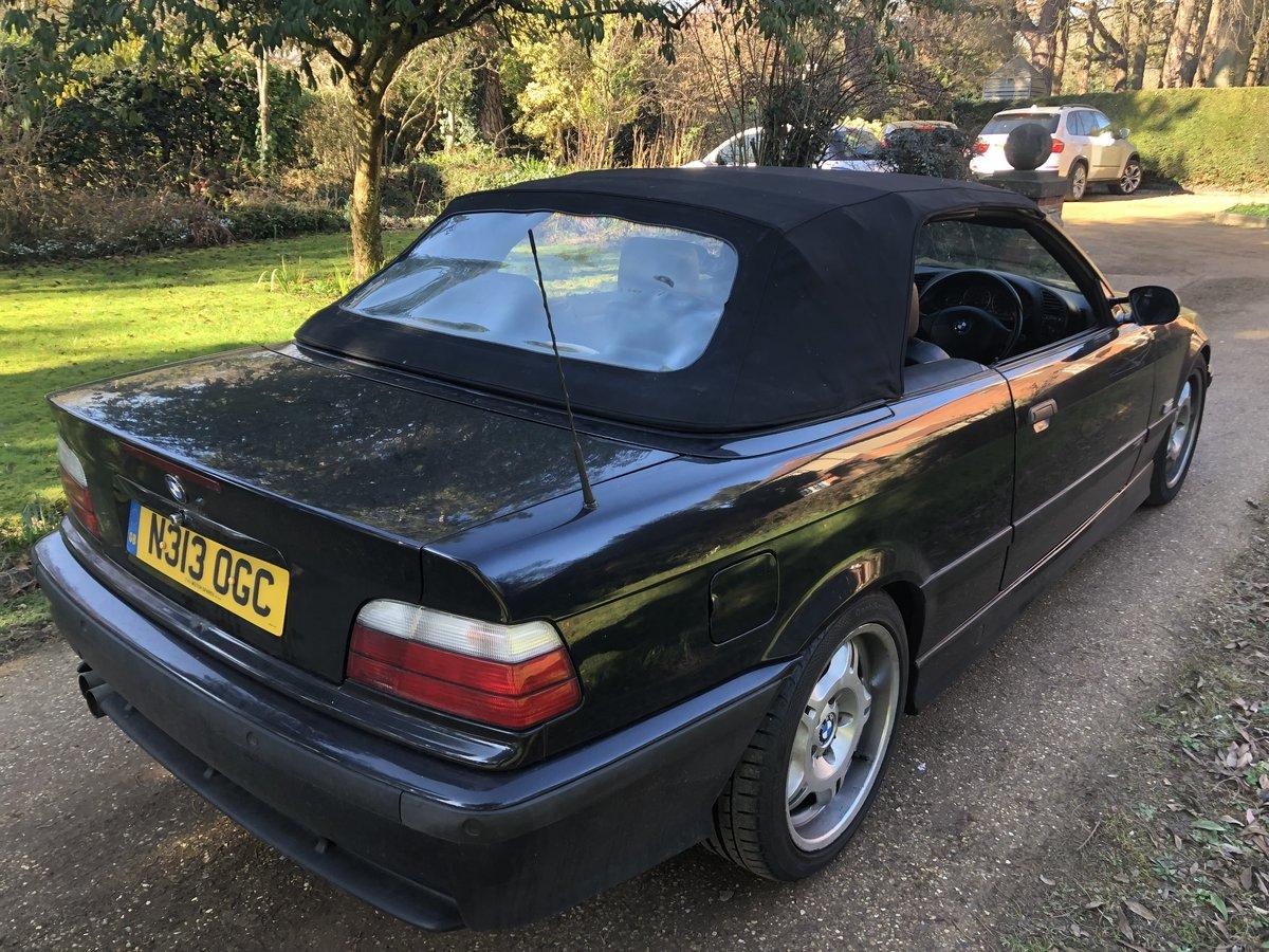 1996 BMW E36 M3 6spd EVO convertible For Sale (picture 3 of 5)