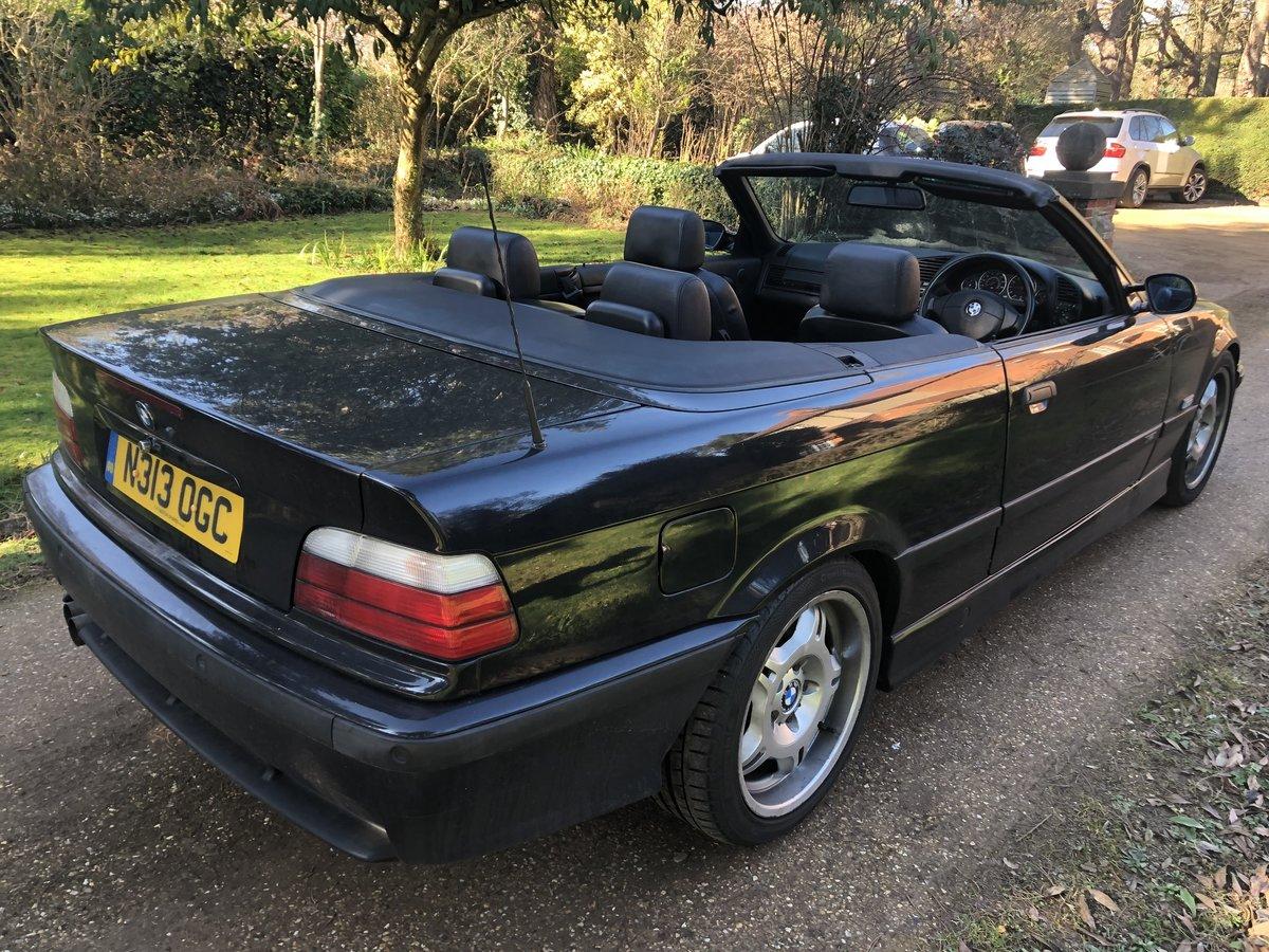 1996 BMW E36 M3 6spd EVO convertible For Sale (picture 5 of 5)