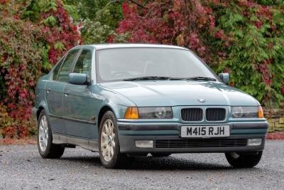 1995 BMW 320i