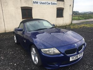 2006 Z4 M ROADSTER -IMPECCABLE SERVICE HISTORY,2 OWNERS