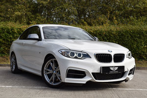 2015 BMW M235i 3.0i Auto Coupe (65) SOLD