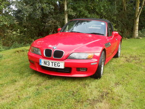 1997 BMW Z3 2.8 Wide Body