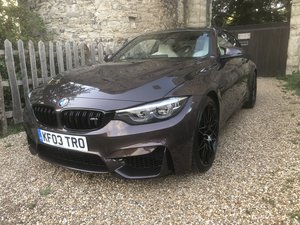 2017 BMW M4 2dr DCT Competition Pack individual For Sale