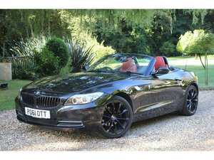 2011 BMW Z4 2.5 23i M Sport Highline sDrive 2dr RED HEATED LEATHE