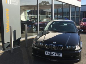 2002 ALPINA B3 For Sale