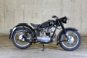 1954 BMW R25/3 - No Reserve