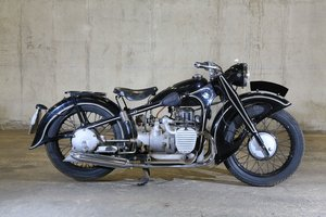 1941 BMW R12 For Sale by Auction