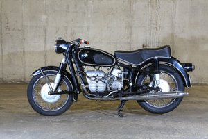 1963 BMW R69 S - No Reserve For Sale by Auction