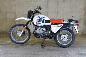 1984 BMW R80 GS Paris-Dakar  No Reserve   For Sale by Auction