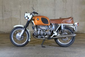 1973 BMW R 50/5  No reserve                      For Sale by Auction