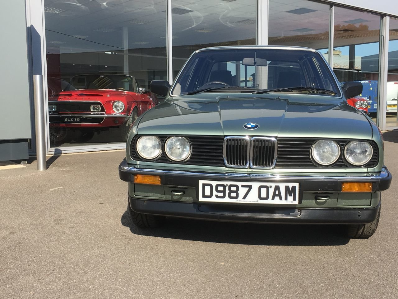 1986 BMW 318i E30 For Sale (picture 1 of 4)