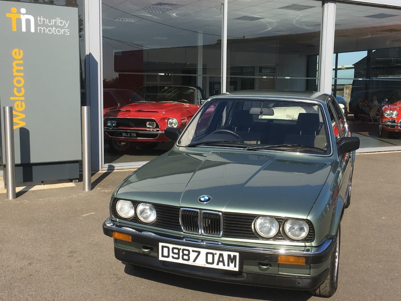 1986 BMW 318i E30 For Sale (picture 2 of 4)