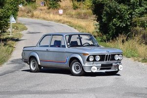 1974 BMW 2002 Turbo              For Sale by Auction