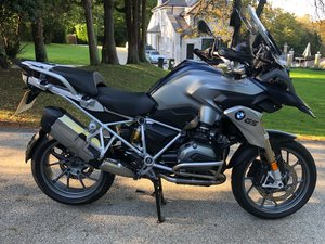 2016 BMW R1200GS TE Very low miles Fully loaded
