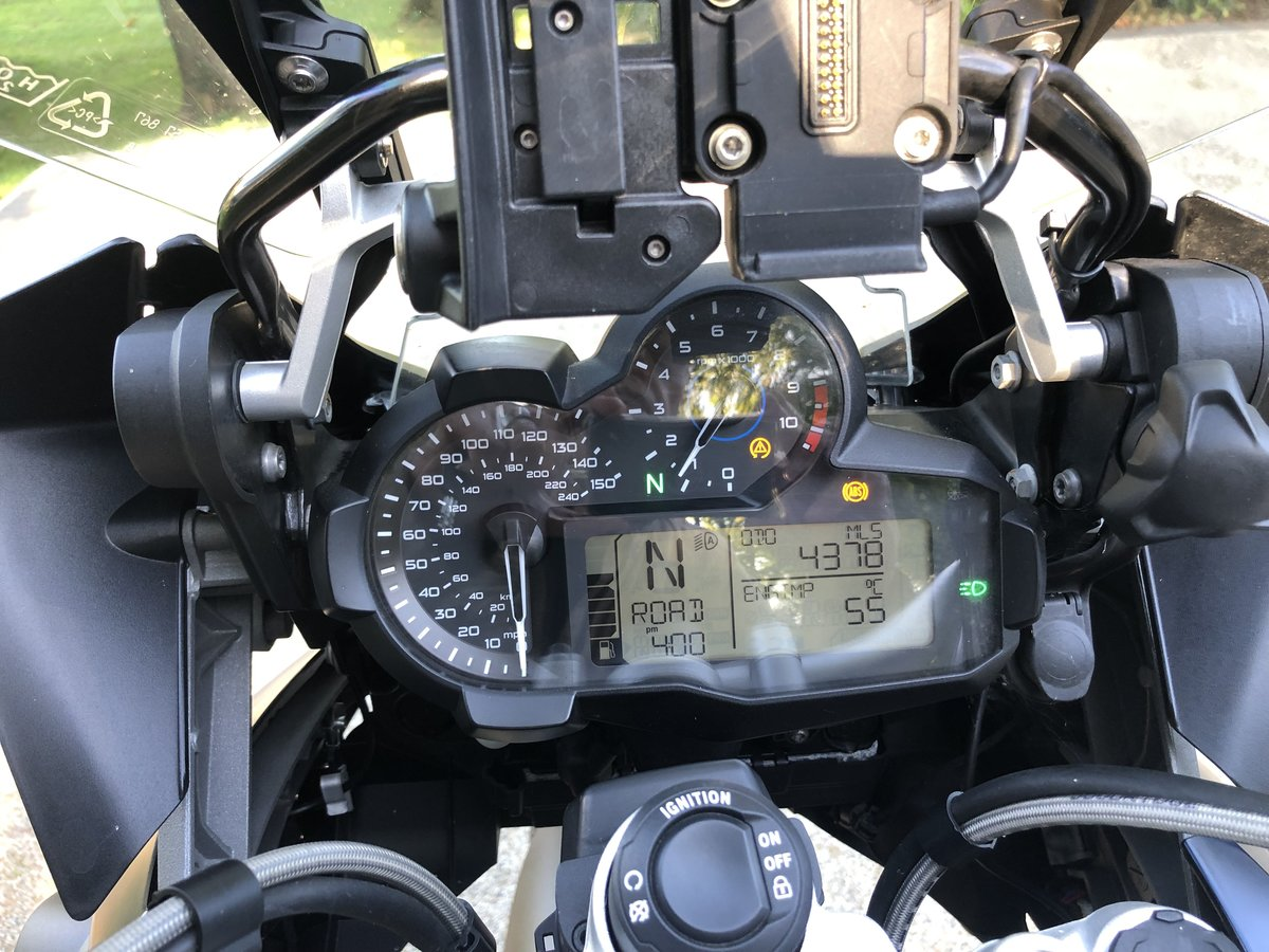 2016 BMW R1200GS TE Very low miles Fully loaded SOLD (picture 3 of 6)
