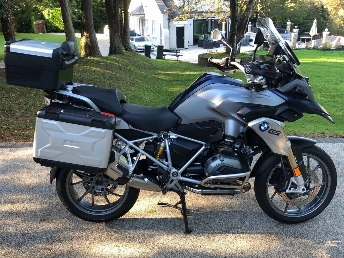 2016 BMW R1200GS TE Very low miles Fully loaded SOLD (picture 5 of 6)