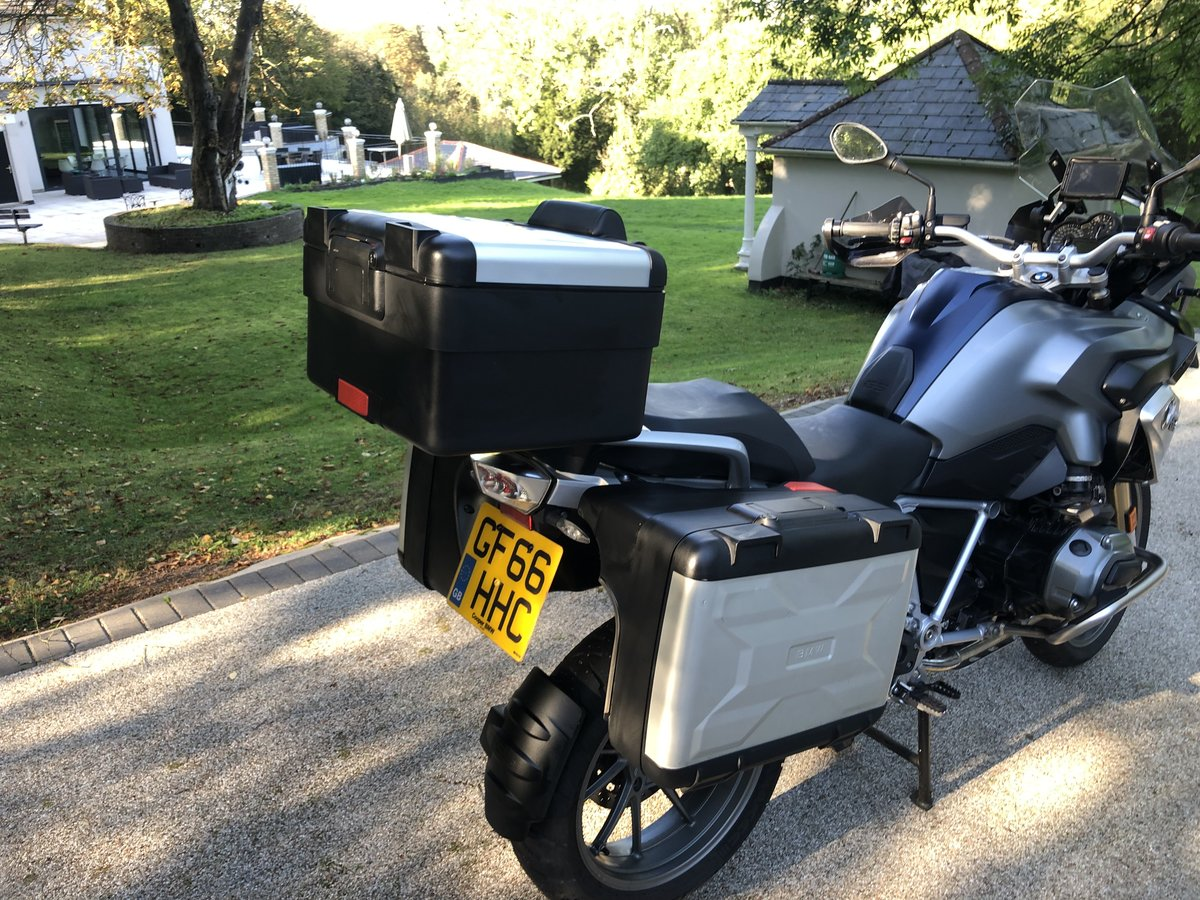 2016 BMW R1200GS TE Very low miles Fully loaded SOLD (picture 6 of 6)
