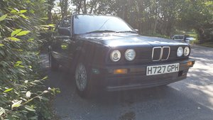 1990 BMW 316i almost mint original condition SOLD