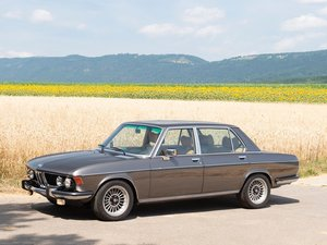 1975 BMW 3.3 Li  For Sale by Auction