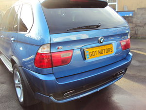 2002 BMW X5/E53 4.6is – Old Skool Muscle Car. LOW Mileage